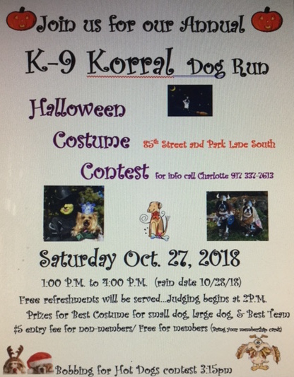 K-9 Korral Dog Run